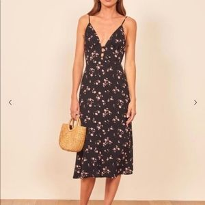 Reformation Montague dress NWT